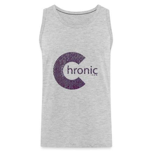 Houston Chronic - Classic C - Men's Premium Tank
