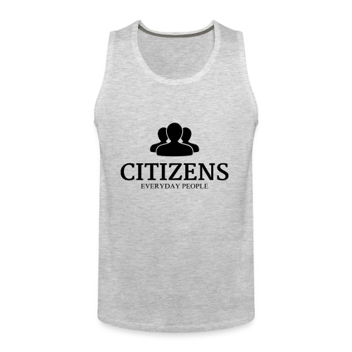 Citizens Sweaters - Men's Premium Tank