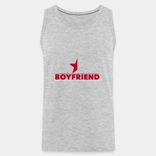 Half-Star Boyfriend - Men's Premium Tank
