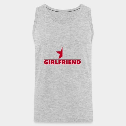 Half-Star Girlfriend - Men's Premium Tank