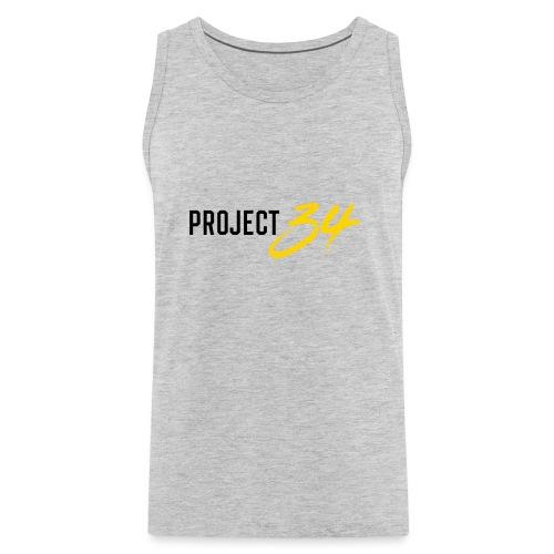 Project 34 - Pittsburgh - Men's Premium Tank