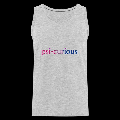 psicurious - Men's Premium Tank