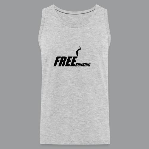 Freerunning Flip - Men's Premium Tank