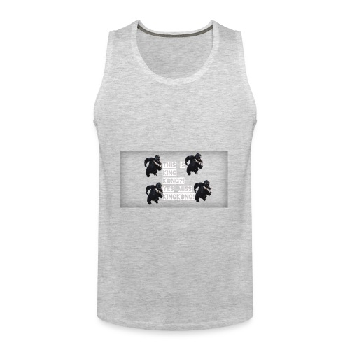 KINGKONG! - Men's Premium Tank