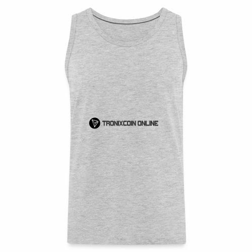 Tronixcoin Online - Men's Premium Tank