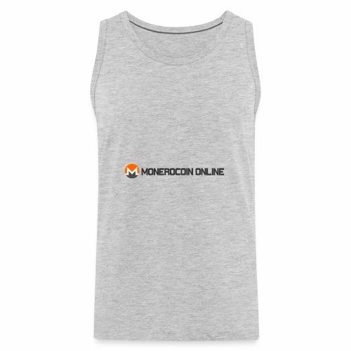 monerocoin online dar - Men's Premium Tank