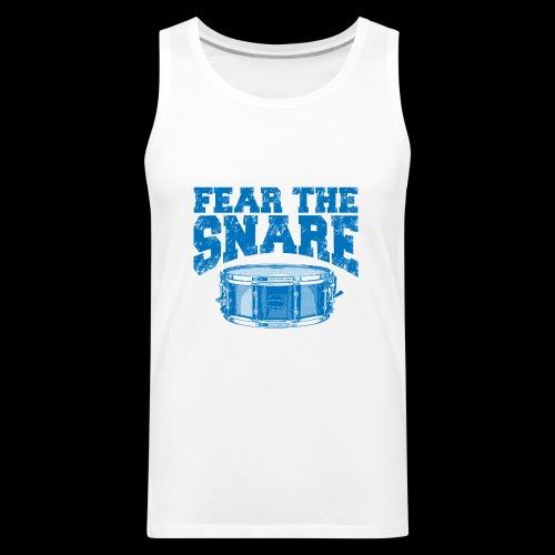 FEAR THE SNARE - Men's Premium Tank