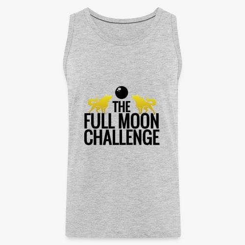 Full Moon Challenge Colour - Men's Premium Tank