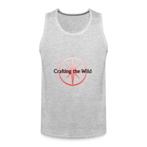 Crafting The Wild - Men's Premium Tank
