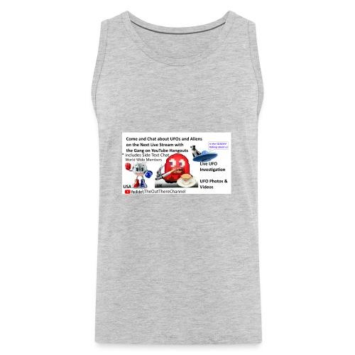 OT Live Stream Tshirt - Men's Premium Tank