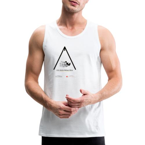 Life's better without wires: Swing - SELF - Men's Premium Tank