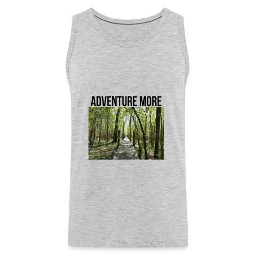 adventure more - Men's Premium Tank