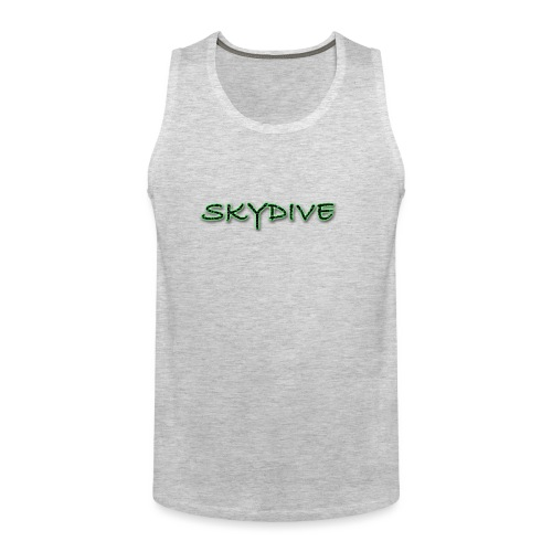 Skydive/BookSkydive - Men's Premium Tank