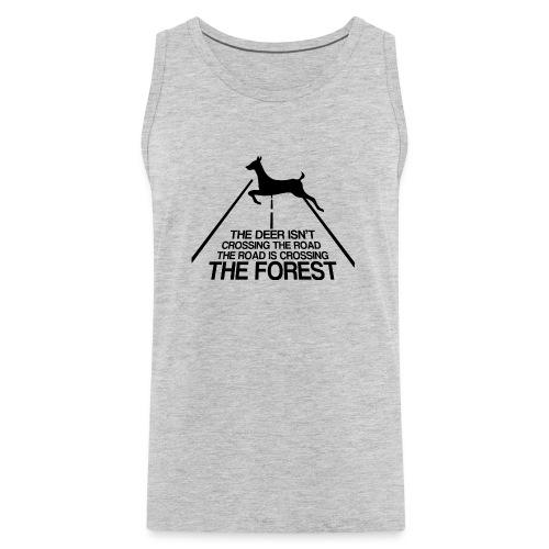 Deer's forest - Men's Premium Tank