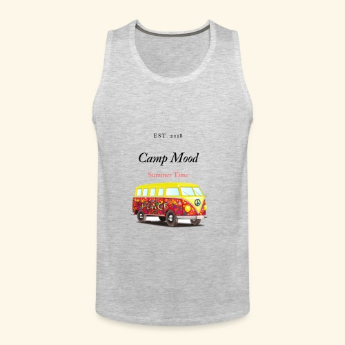 Summer Time - Men's Premium Tank