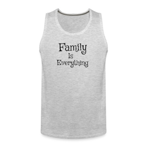 Family T-shirt - Men's Premium Tank
