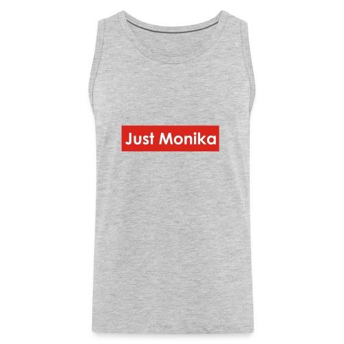 Just Monika - Men's Premium Tank