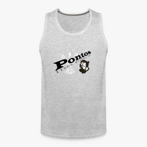 Pontos lives within me. - Men's Premium Tank
