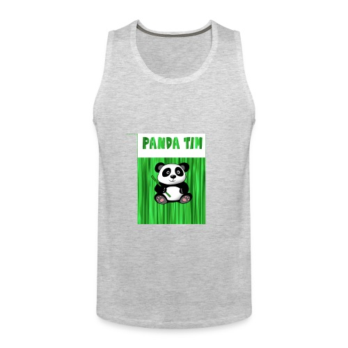Panda Tim - Men's Premium Tank