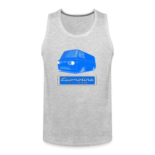 Long Sleeve Econoline Cotton Shirt - Men's Premium Tank