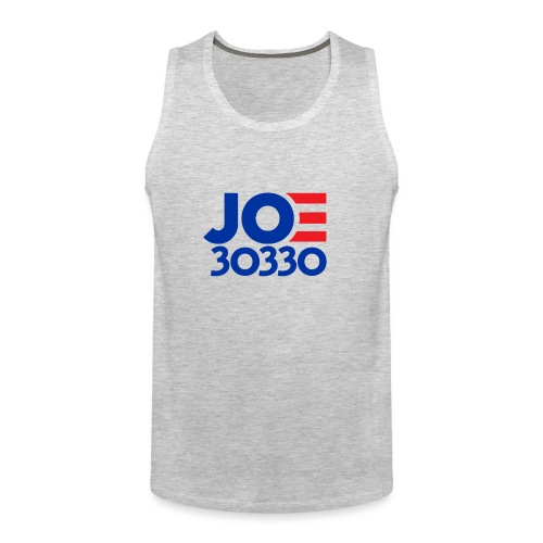 Joe 30330 Biden Presidential Campaign Gaffe Gear - Men's Premium Tank