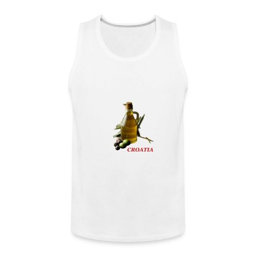 Croatian Gourmet 2 - Men's Premium Tank