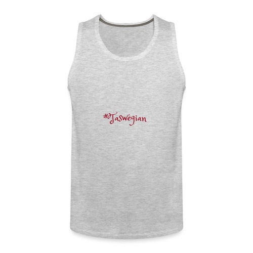 Taswegian Red - Men's Premium Tank