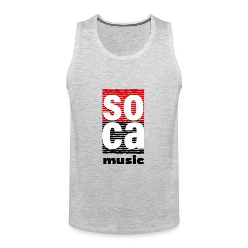 Soca music - Men's Premium Tank