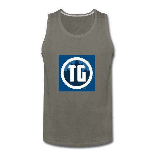 Typical gamer - Men's Premium Tank