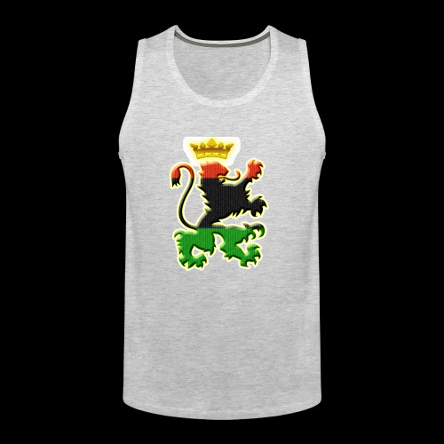 Lion and Crown - Men's Premium Tank