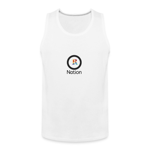 Reaper Nation - Men's Premium Tank