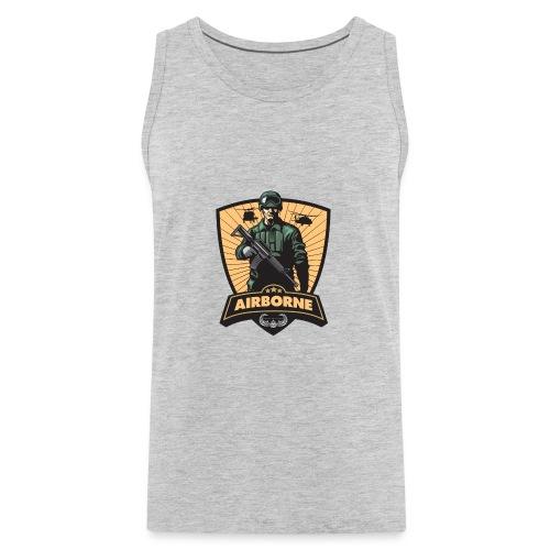 Air Assault Trooper - Men's Premium Tank