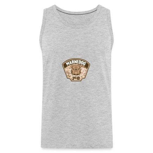 Desert Marne Dog (3rd ID) - Men's Premium Tank