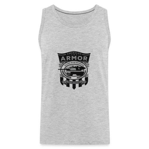 American Armor: Old School - Men's Premium Tank