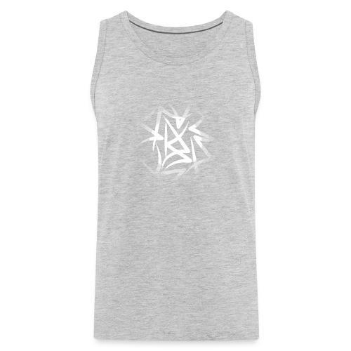 designcrowd t shirt back1 printready 300dpi - Men's Premium Tank