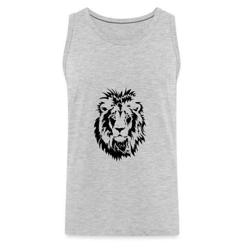 Black lion - Men's Premium Tank