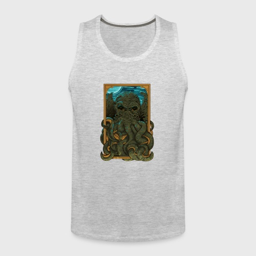 AnswerThe Call of Cthulhu - Men's Premium Tank