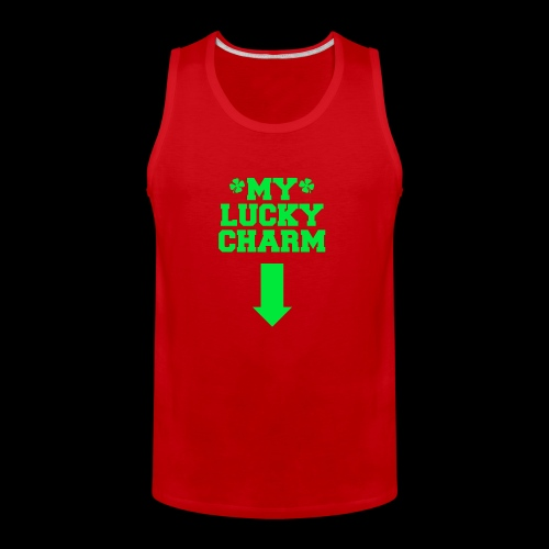my lucky charm - Men's Premium Tank