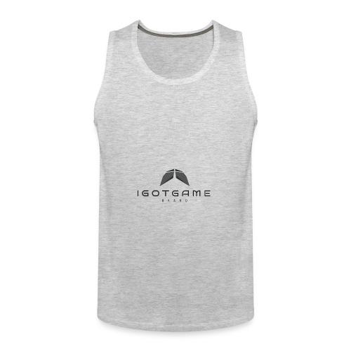 IGOTGAME ONE - Men's Premium Tank