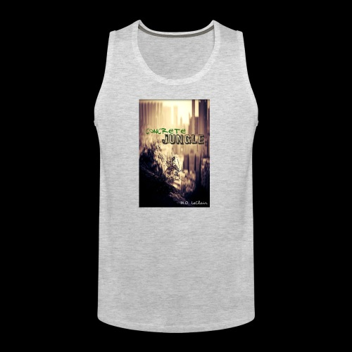 Concrete Jungle - Men's Premium Tank