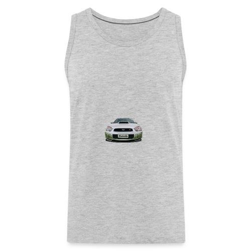 Subaru WRX Second Generation - Men's Premium Tank