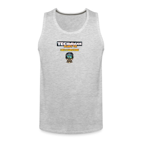 techninjoe Logo T-Shirt - Men's Premium Tank