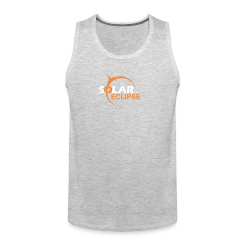 Nebraska Eclipse Tshirts - Nebraska Total Solar Ec - Men's Premium Tank