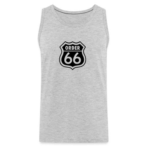 Order 66 - Men's Premium Tank
