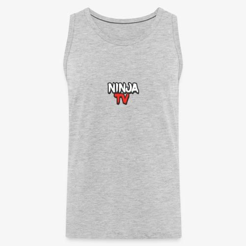NINJA TV - Men's Premium Tank