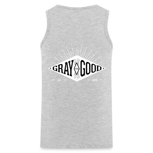 Gray for Good Diamind Applique Original - Men's Premium Tank