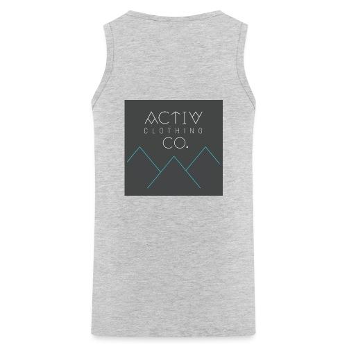 Activ Clothing - Men's Premium Tank