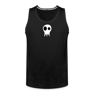 The Grims Skull Logo - Men's Premium Tank