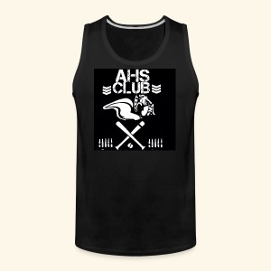 Official AHS CLUB T'S - Men's Premium Tank
