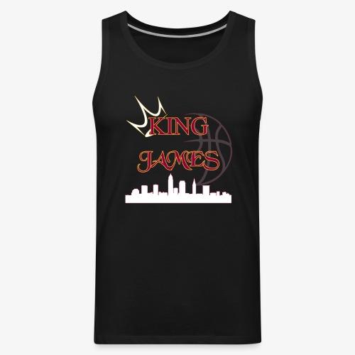 king james - Men's Premium Tank